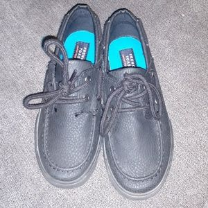 Boys size 1 dress shoes